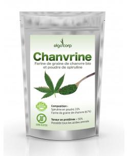 Chanvrine - Farine de...